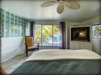 Bedroom 2, looking out over the water! thumb