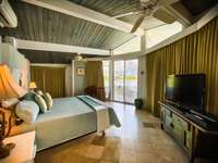 The master bedroom, overlooking the water! thumb