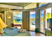 The master bedroom with stunning views thumb