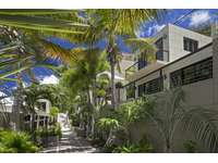 Lush, tropical landscaping and plenty of space! thumb