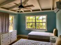 Bedroom 3 (lower level) can be configured as a king, or two twin beds. thumb