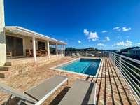 The spacious pool deck! thumb