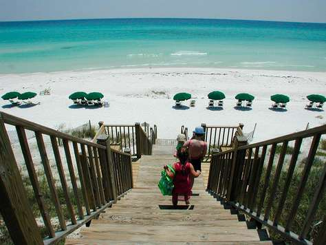 Seacrest Beach Private Beach Access