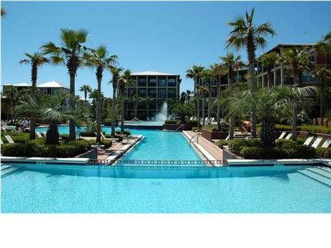 Seacrest Beach 12,000 SqFt Resort Pool