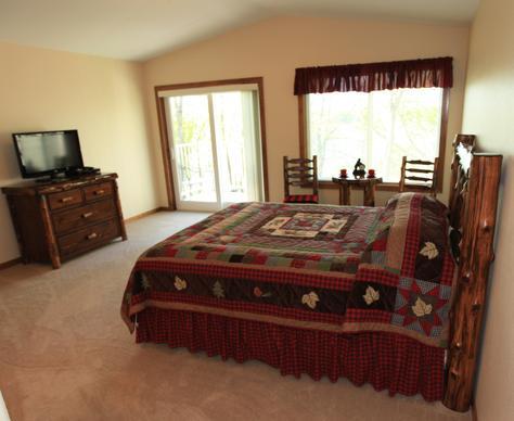 Greenleaf B (1 Bedroom Guest Suite)