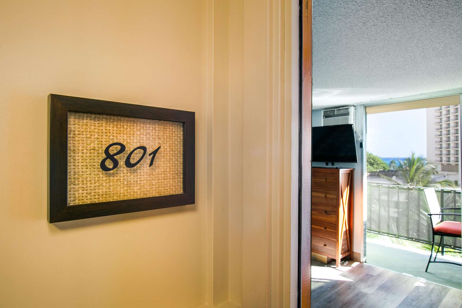 Come stay in Suite 801 at the Bamboo Waikiki