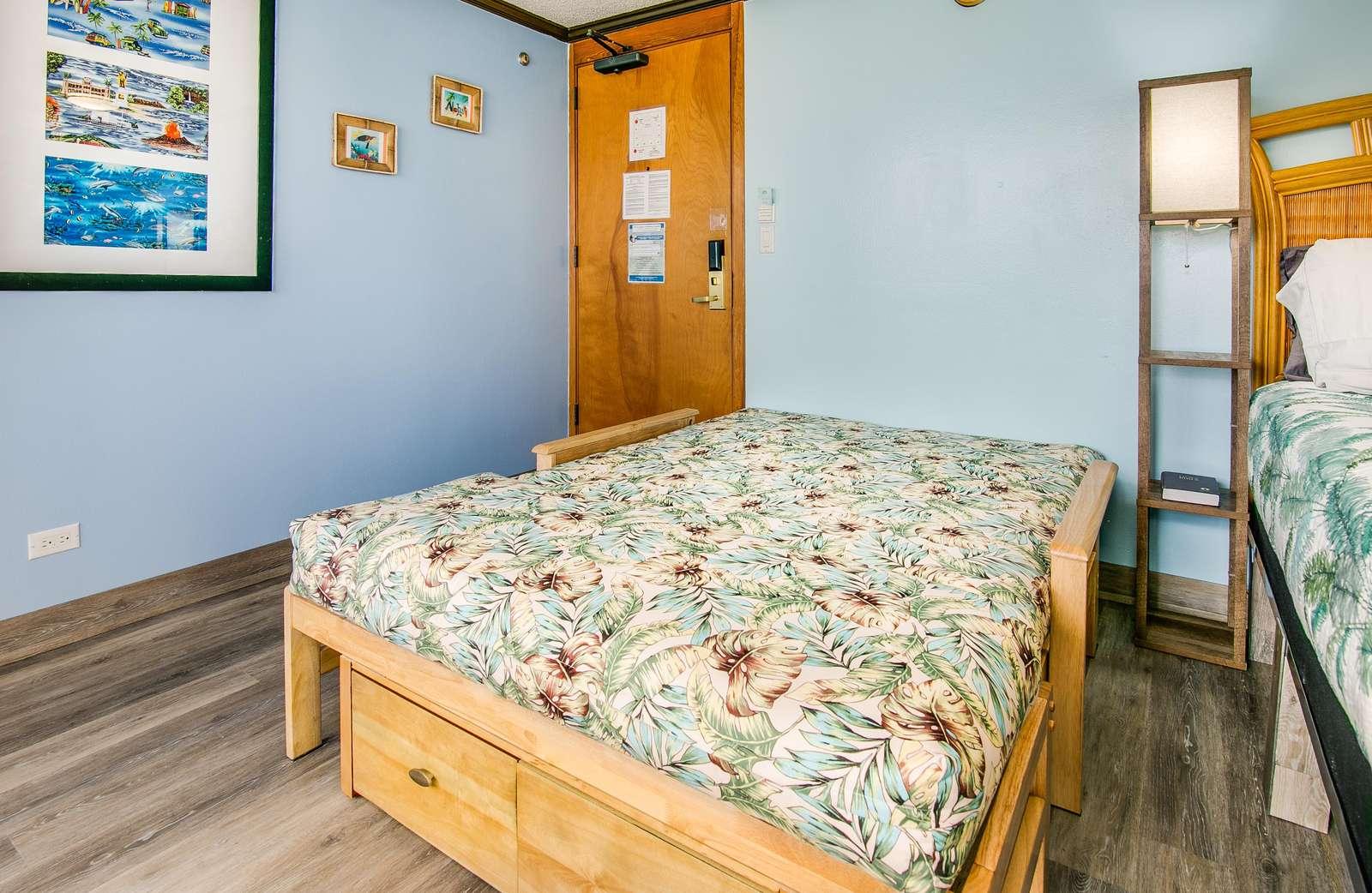 foldout sleeper futon (made-up)