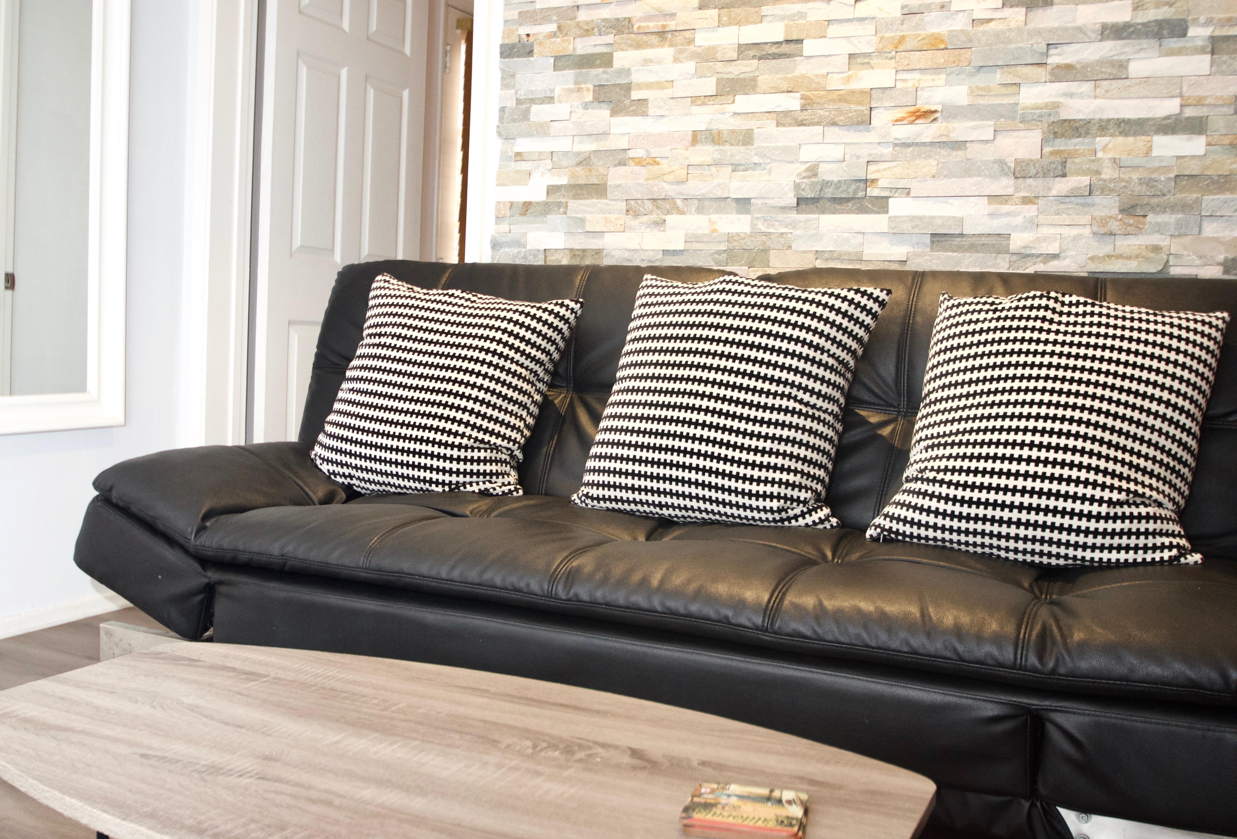 Comfy Euro Couch