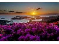 Gorgeous sunsets overlooking Charlotte Amalie thumb