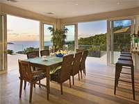 Indoor dining with amazing views thumb