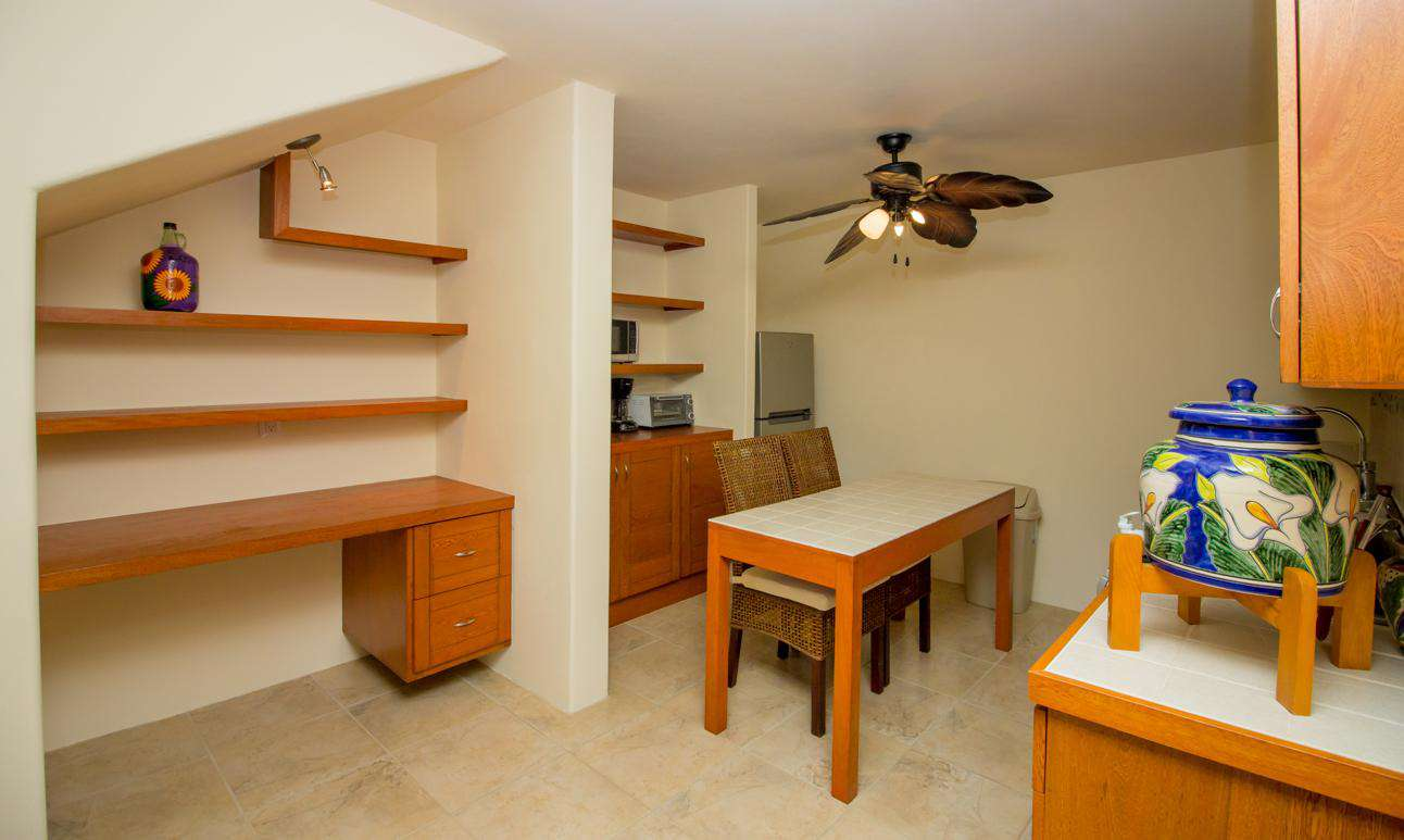 Casita - fully equipped kitchen