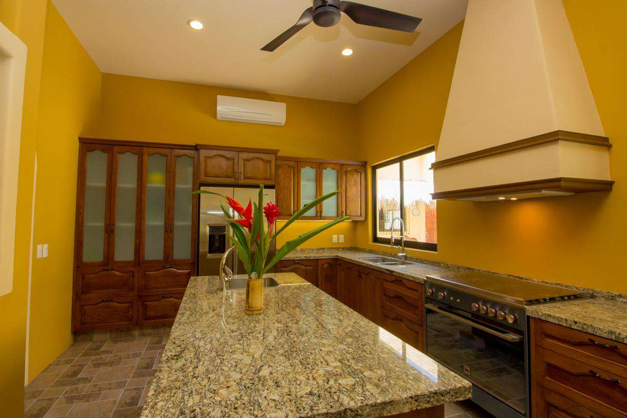 Main house - fully equipped kitchen