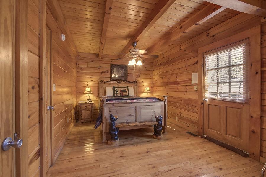 Gatlinburg Pigeon Forge Cabin Rental Quot Are We Bear Yet