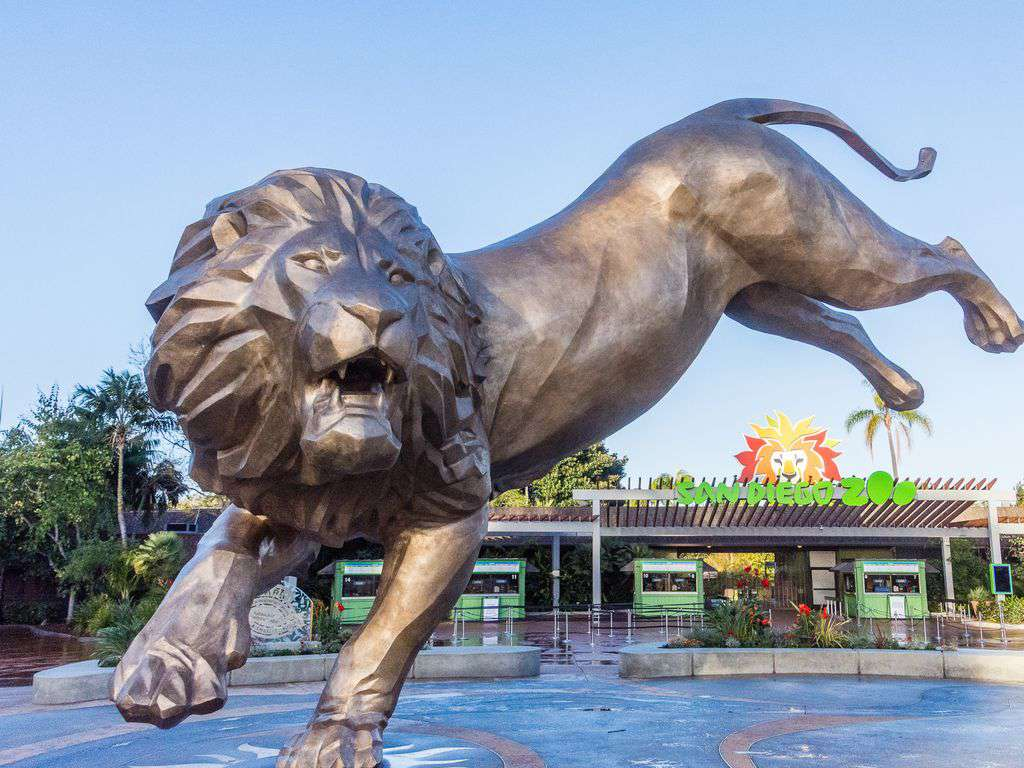 To do: San Diego Zoo and Botanical Gardens - located on 100 acres in Balboa Park