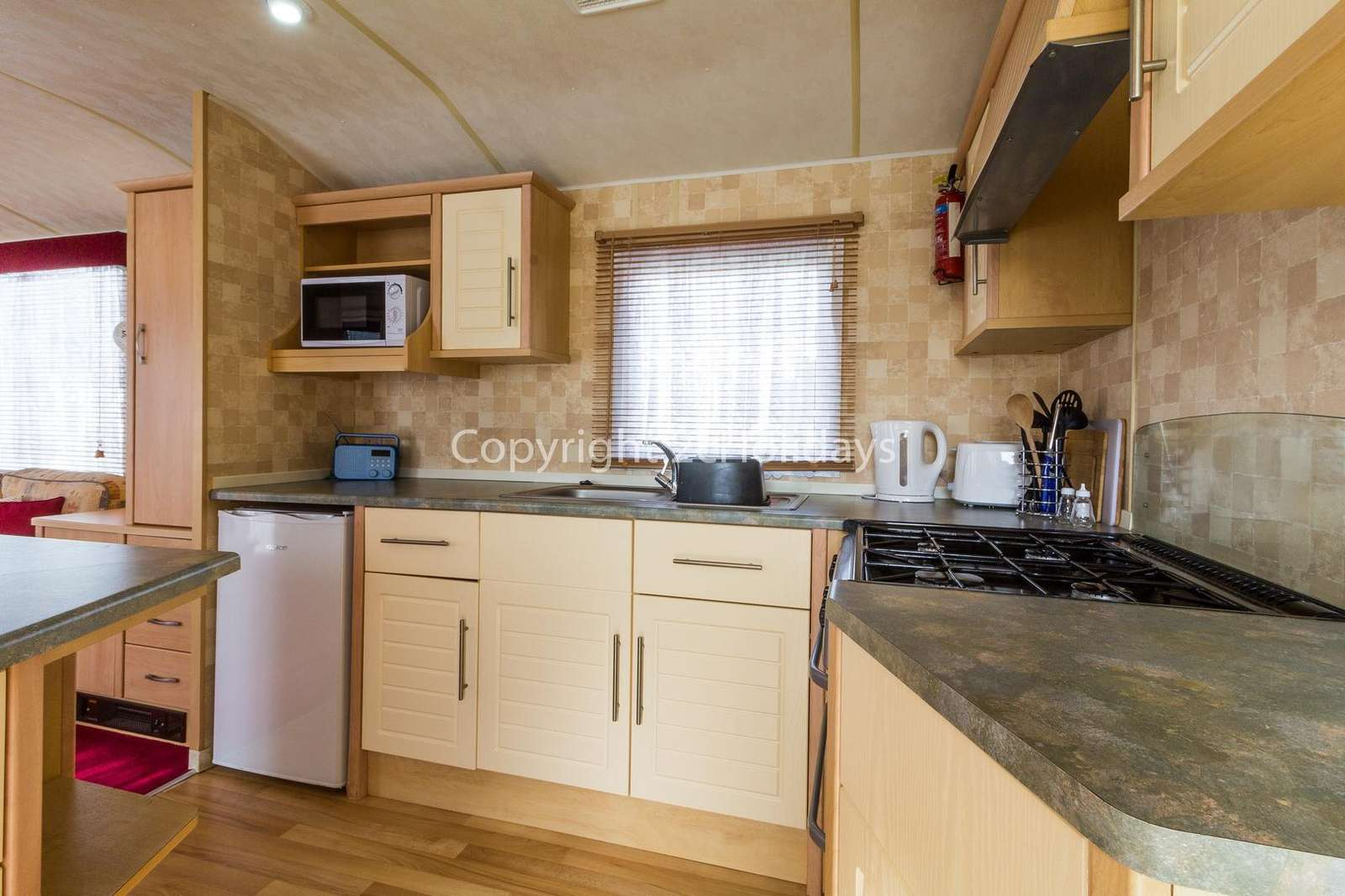 Come and stay in this private accommodation Broadland Sands Holiday Park.