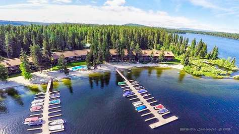 Vacation Rentals Mccall Cabins Vacation Rentals In Mccall Idaho