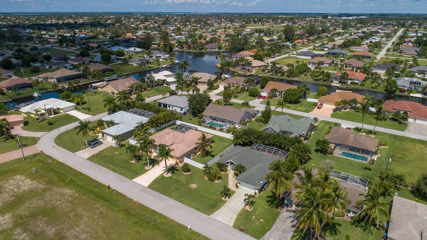 Southwest Cape Coral