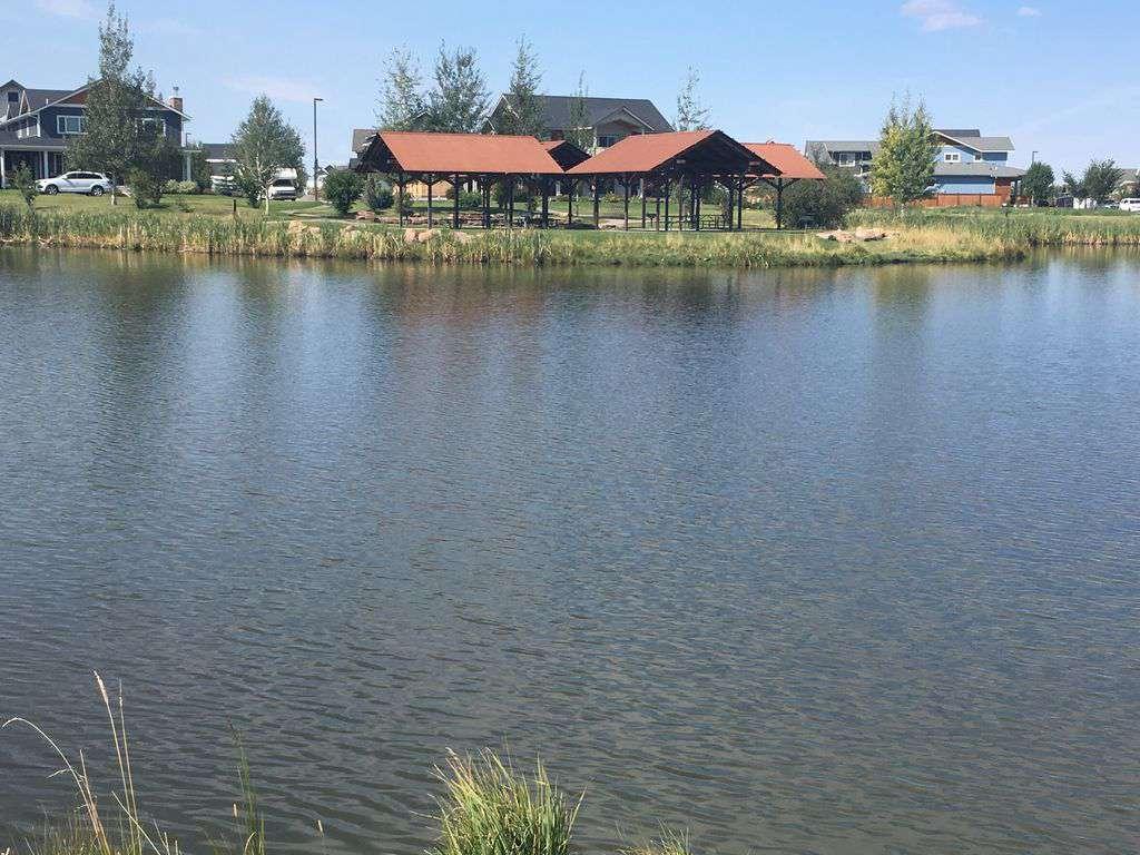 Small Meyer's Lake!
