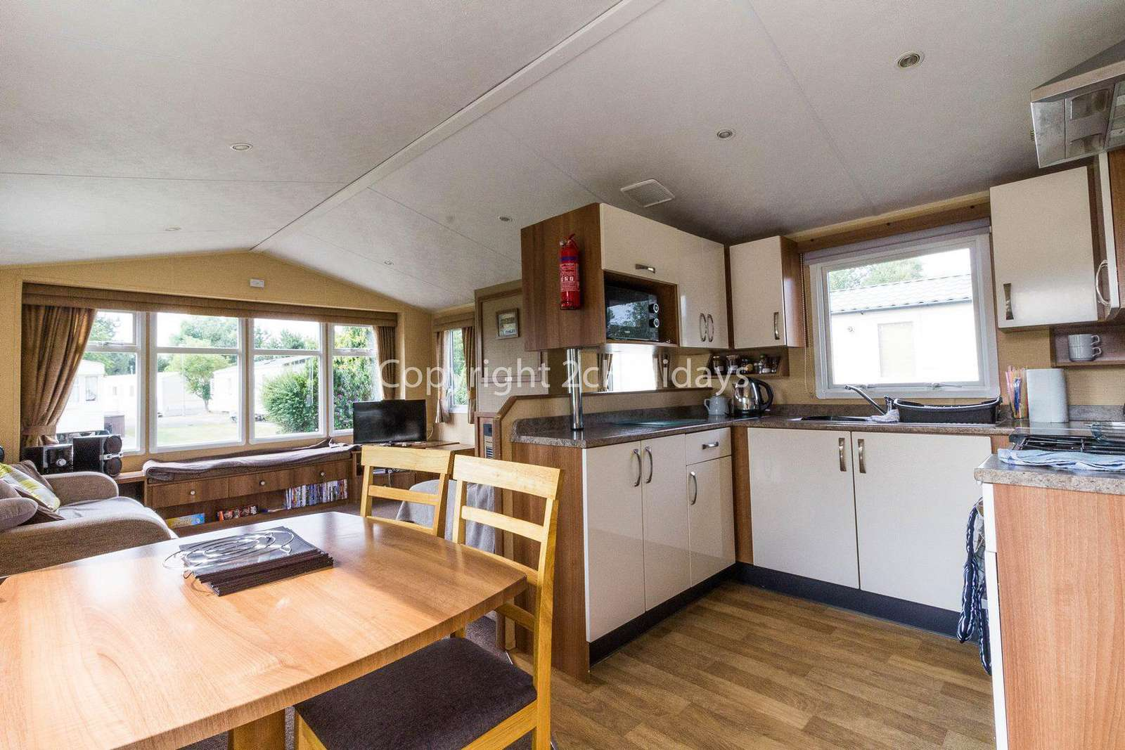 Southview Holiday Park in Lincolnshire