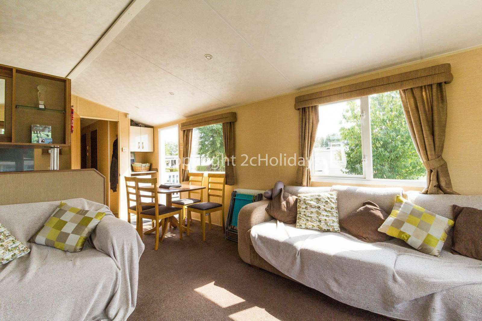 Come and stay in this private accommodation at Southview Holiday Park