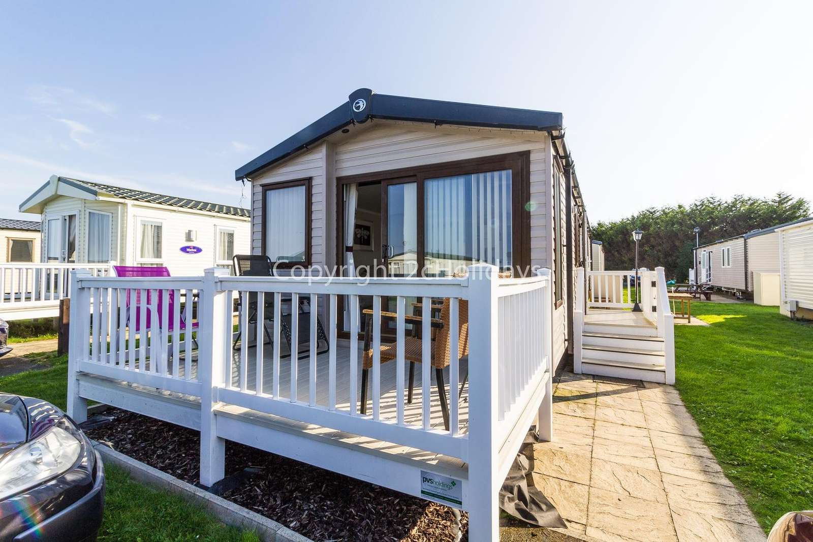 So many families have enjoyed a great break Caister Haven Holiday Park