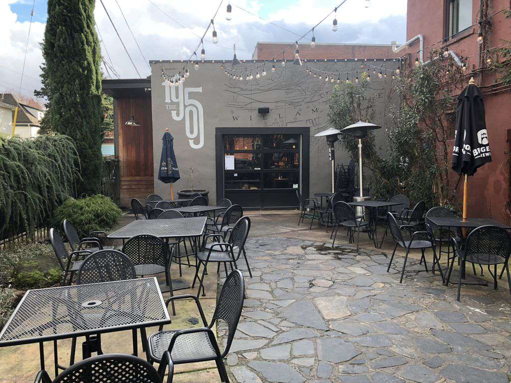 Many outdoor patios are so fun to visit. All of the locations have such soul.