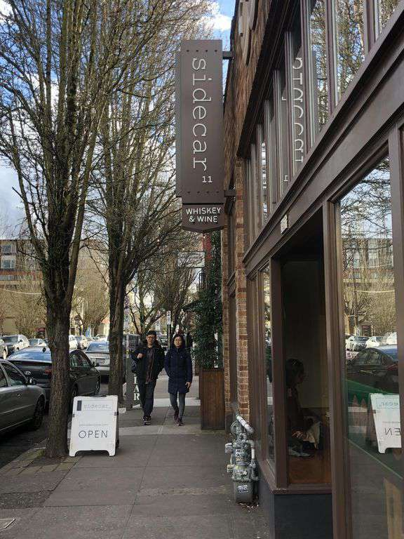 Mississippi Ave offers so many independent stores, bars, etc. Walk to them all!
