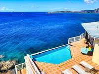 Overlooking the pool deck thumb