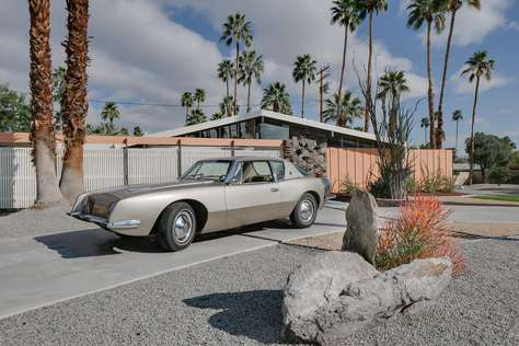 Palm Springs Modern Classic