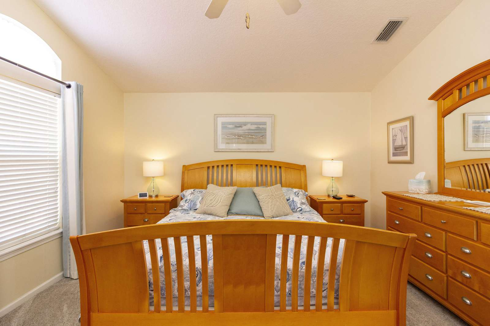 Master Bedroom (second floor)