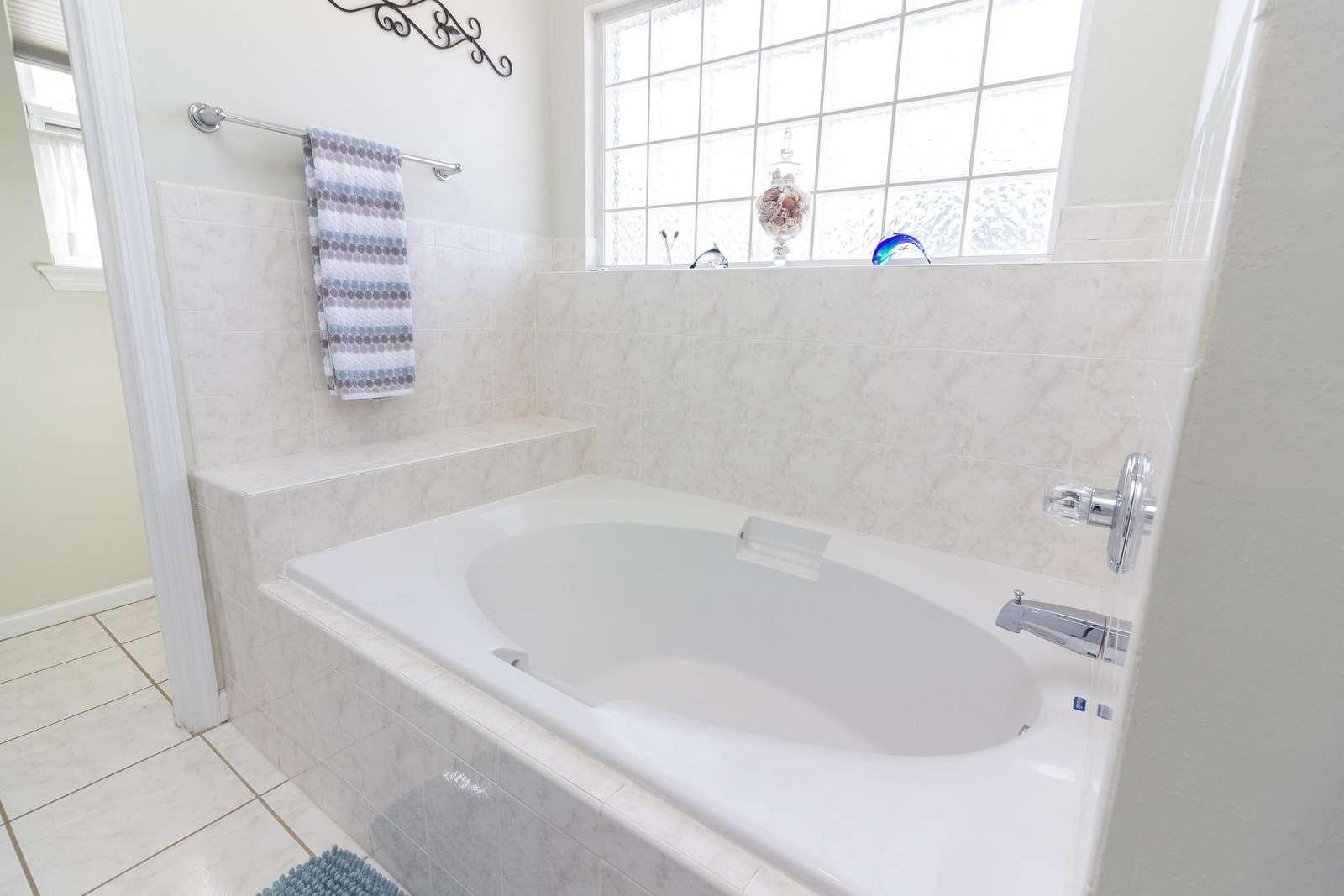 Master Bath (second floor)