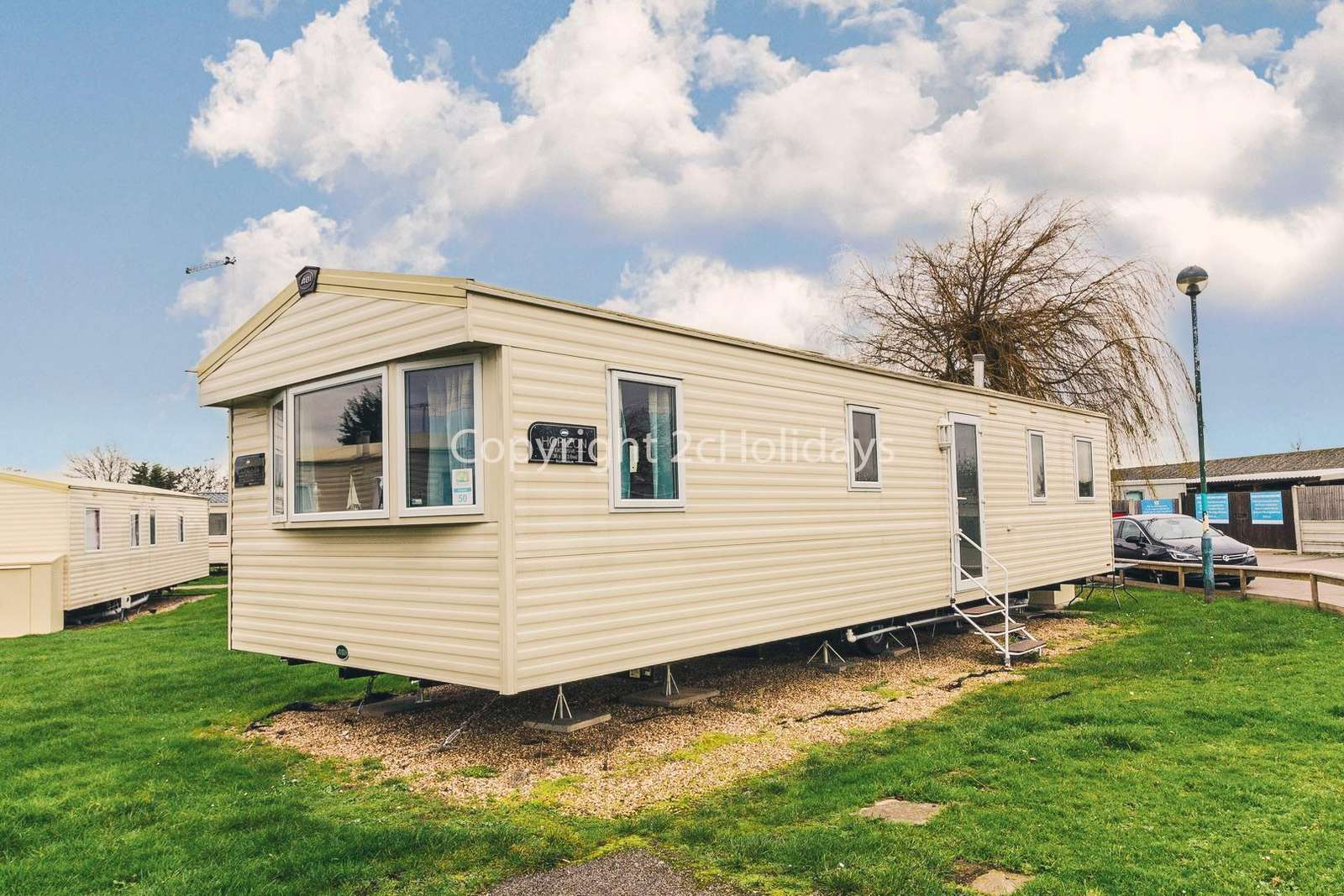 8 berth accommodation the The Orchards Haven