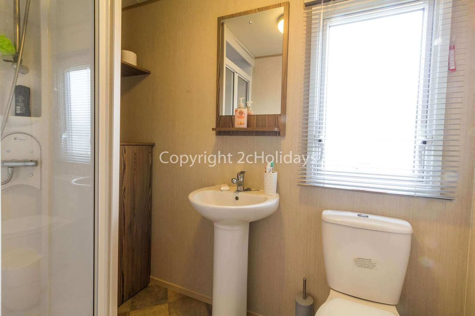 We ensure that all our holiday homes. are cleaned to a high standard
