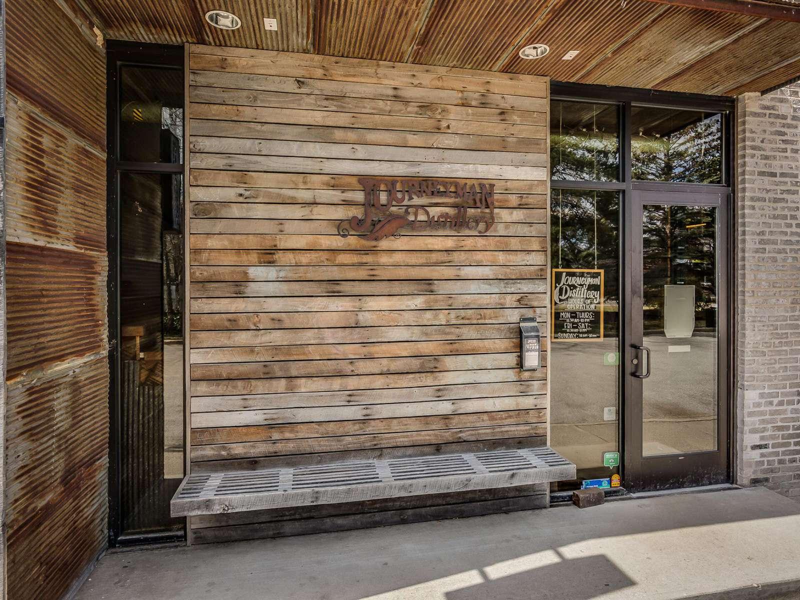 The Journeyman Distillery - Three Oaks