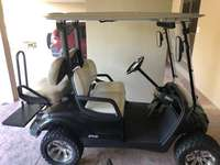Golf carts for guests to use thumb