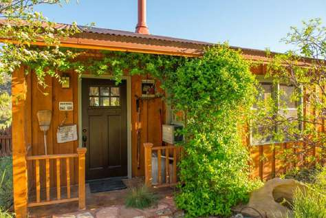 Rustic Canyon Cabin