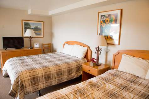 Bear Lake Motor Lodge Room #19
