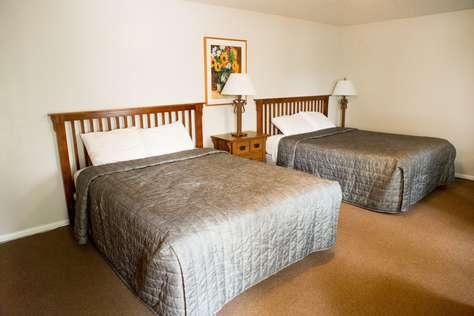 Bear Lake Motor Lodge Room #14