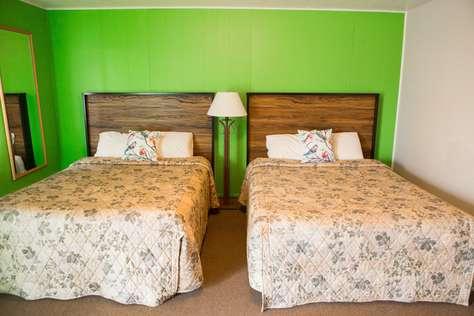 Bear Lake Motor Lodge Room #20