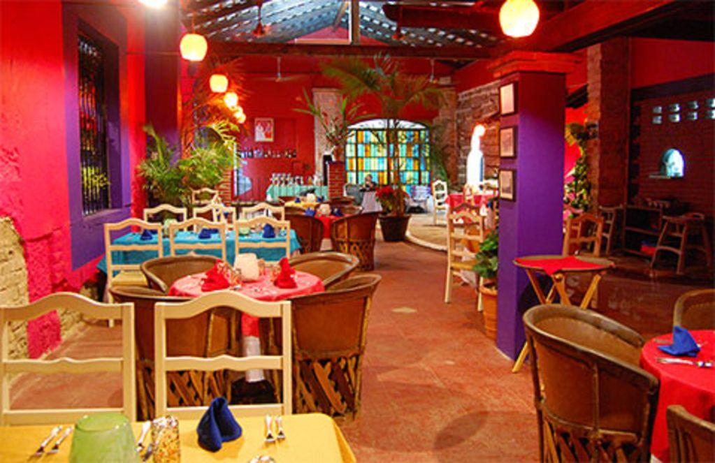 Casa Tradicional gourmet mexican food, only a 15 minute walk from your unit