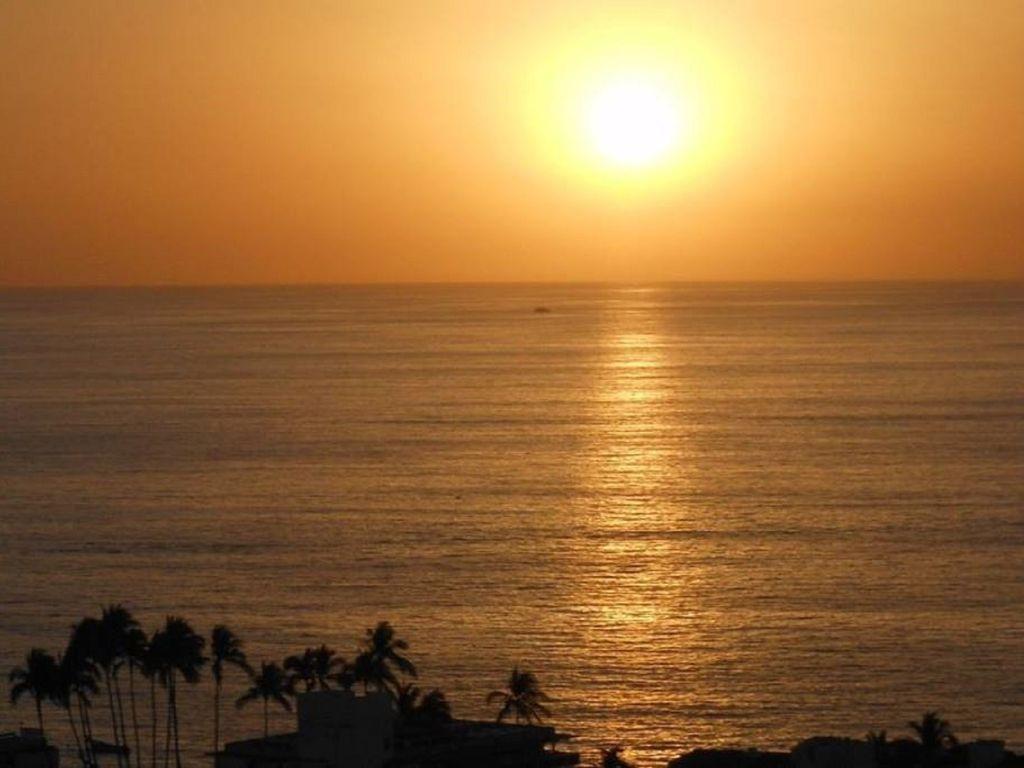 Breathtaking Sunsets.