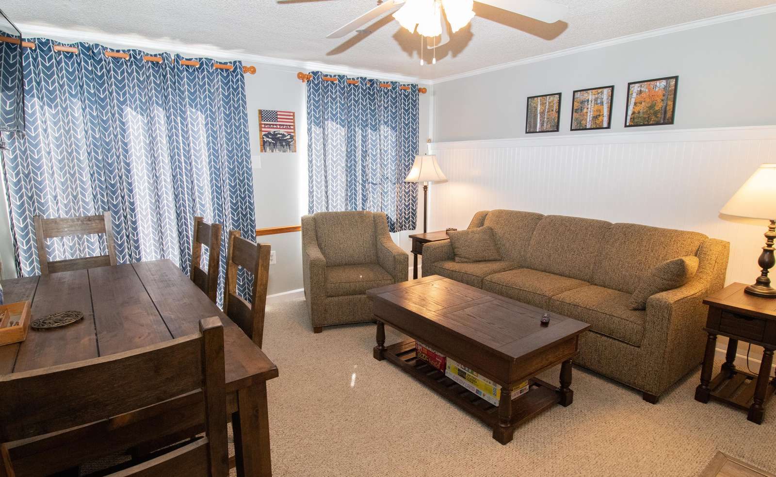 Welcome to Mountain Lodge unit 325! Your Snowshoe home away from home!