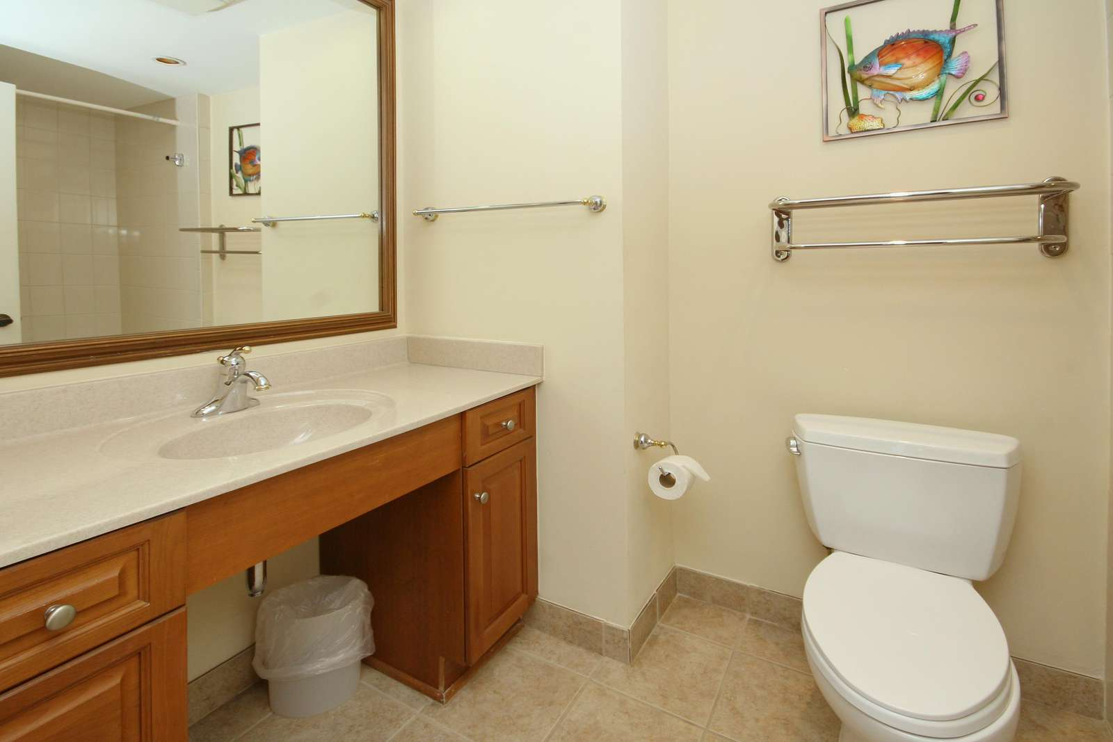 3rd Bedroom private bathroom