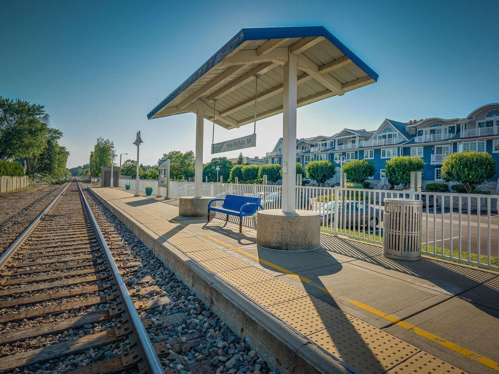 New Buffalo AMTRAK Station