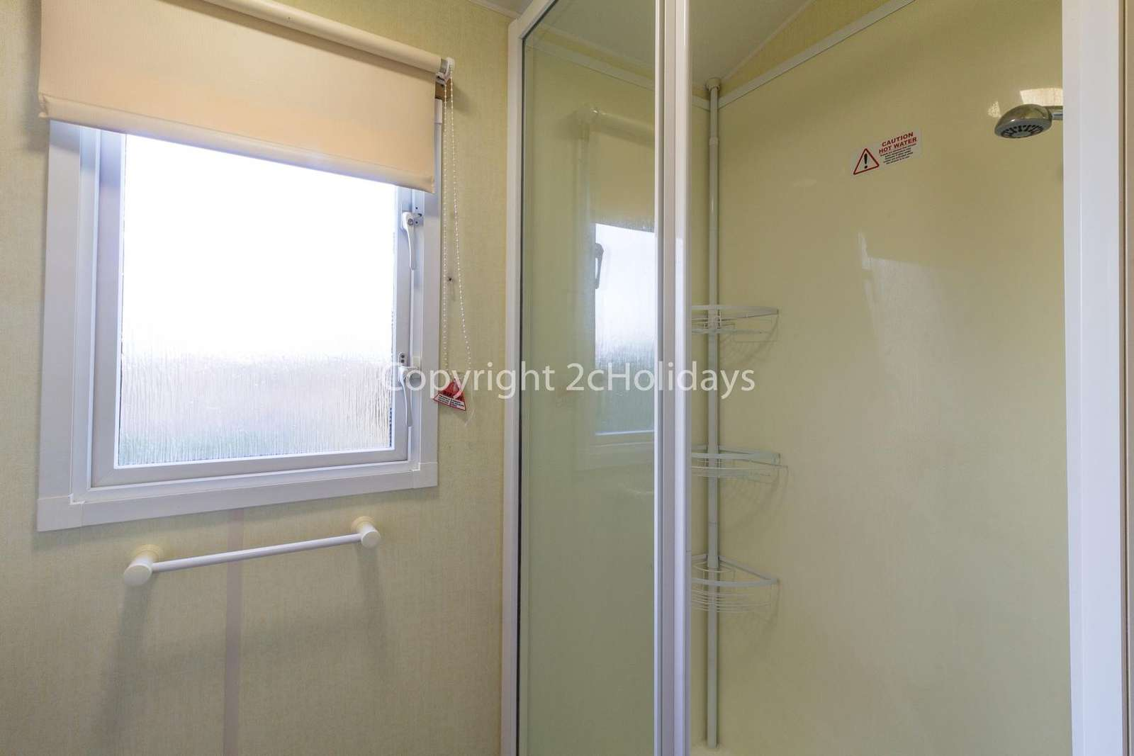 Family shower room!