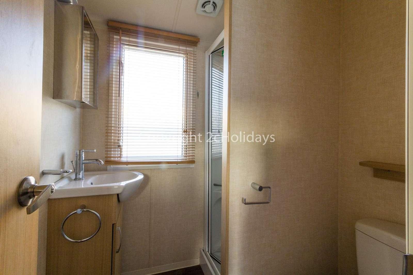 Ideal family shower room
