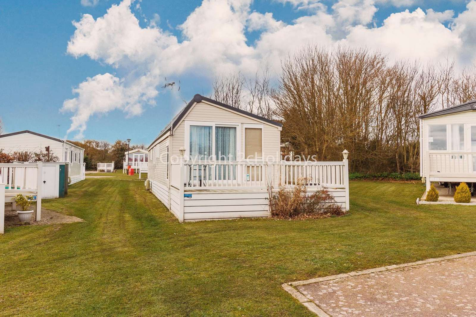 So many families have enjoyed their stay at Cherry Tree Holiday Park