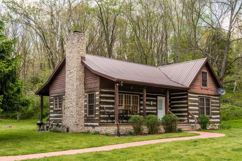 Vacation Rentals – Brown County Log Cabins