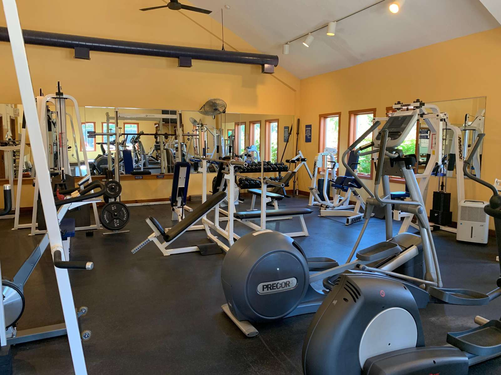 Gym in Sugarhouse Amenity Center