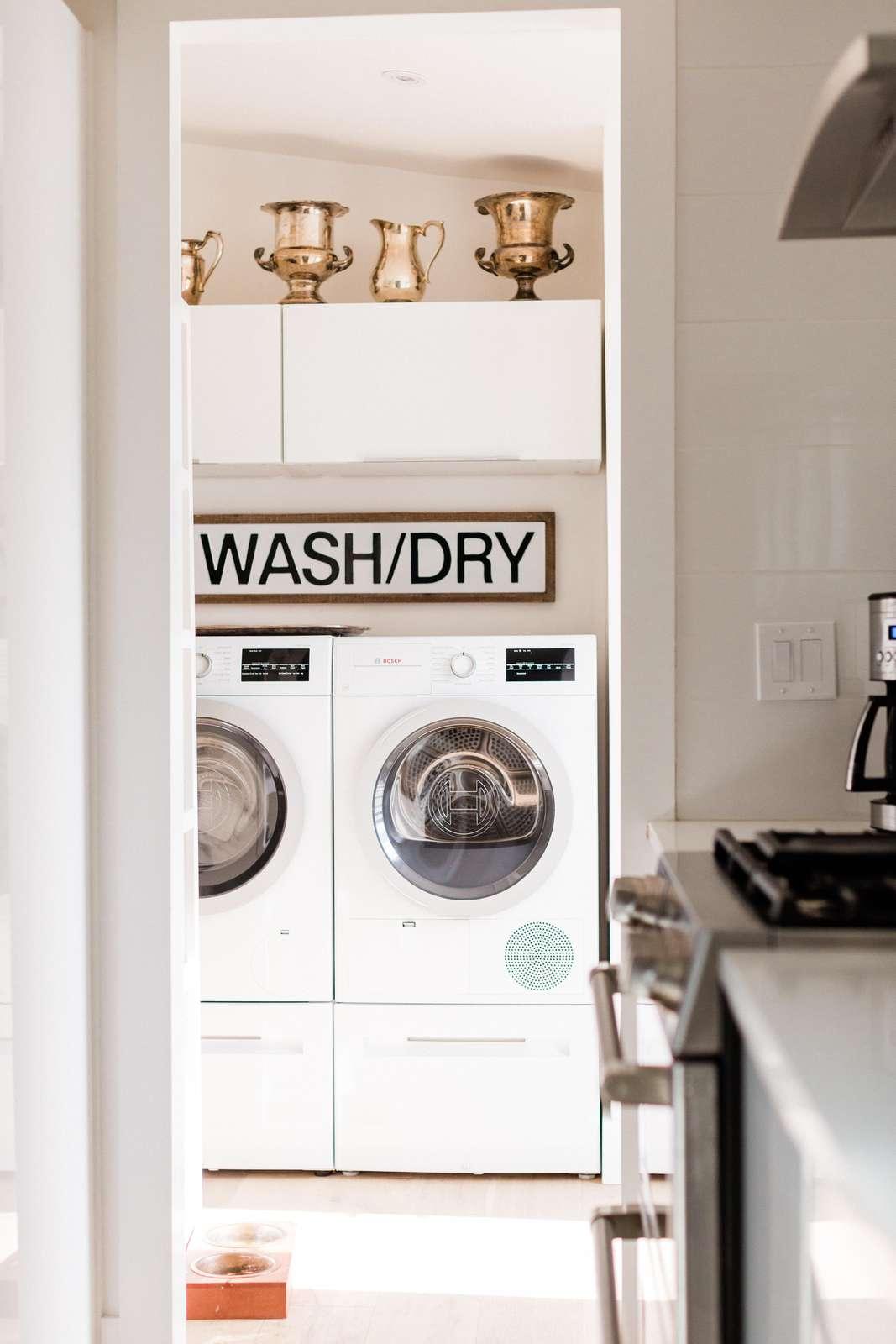 Full Size Laundry
